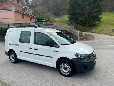 gebraucht VW Caddy Maxi Caddy Maxi 2.0TDI BlueMotion Technology2.0TDI BlueMotion Technology