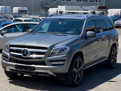 gebraucht Mercedes GL350 GL-KlasseBlueTEC 4Matic 7G-TRONIC
