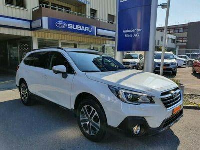 gebraucht Subaru Outback 2.5i Edition AWD