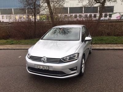 gebraucht VW Golf Sportsvan 1.4 TSI Allstar DSG