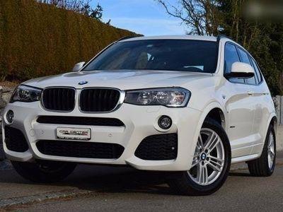 gebraucht BMW X3 xDrive 20d M Sport