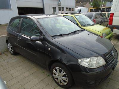gebraucht Fiat Punto 1.4 16V Swiss Top