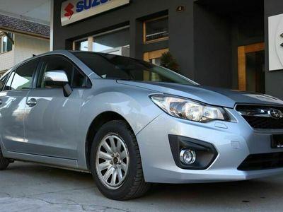 gebraucht Subaru Impreza Impreza 1.6 Swiss two1.6 Swiss two