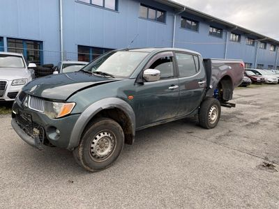 gebraucht Mitsubishi L 200 2.5 DID Intense Double Cab