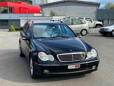 gebraucht Mercedes C240 C-KlasseAvantgarde (Kombi)