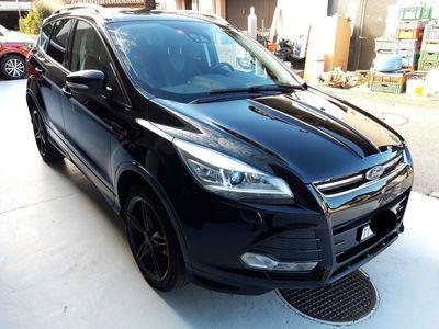 gebraucht Ford Kuga titanium 2016