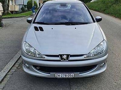 gebraucht Peugeot 206 206 schöner1.6