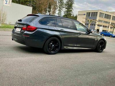 gebraucht BMW 520 5er d Touring xDrive M Sport (Kombi)