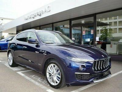 gebraucht Maserati Levante S 3.0V6 GranLusso Automatica