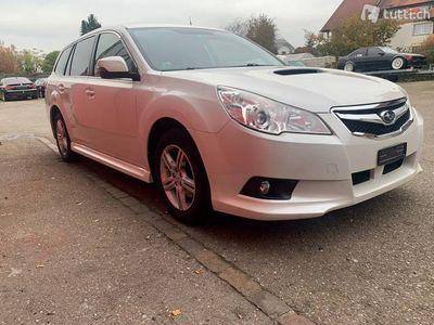 gebraucht Subaru Legacy 2.0 D