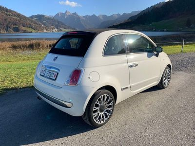 gebraucht Fiat 500C 0.9 T TwinAir Lounge