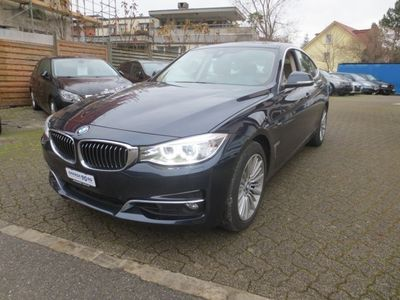 gebraucht BMW 328 Gran Turismo i xDrive Luxury Line Steptronic