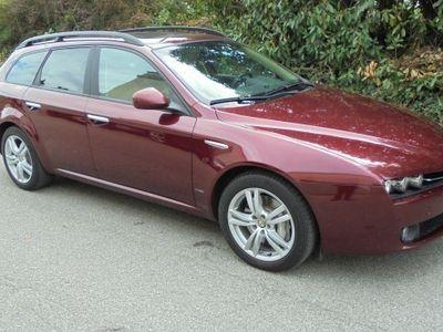 gebraucht Alfa Romeo 159 Sportwagon 2.4 JTD TI Q-Tronic