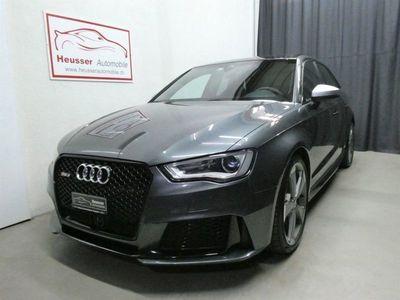 gebraucht Audi RS3 2.5 TSI quattro S-tronic - 367 PS