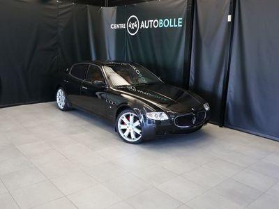 gebraucht Maserati Quattroporte 4.2 V8 Sport GT Automatica