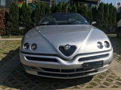 gebraucht Alfa Romeo Spider 2.0 TS, offen mit Hardtop-Verdeck