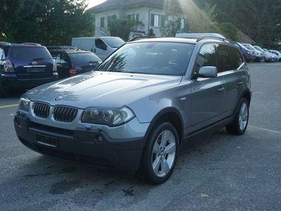 gebraucht BMW X3 3.0d