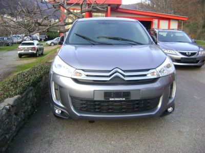 gebraucht Citroën C4 Aircross 1.6 HDi Exclusive 4WD