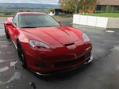 gebraucht Chevrolet Corvette C6 Corvette C6 Z06, LS7, TopzustandZ06, LS7, Topzustand
