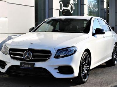 gebraucht Mercedes E220 AMG Line 4Matic 9G-Tronic