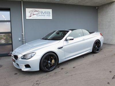 gebraucht BMW M6 Cabriolet 6er Competition