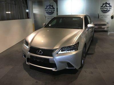 gebraucht Lexus GS450H F-Sport