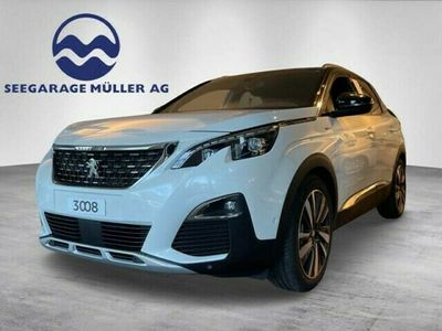 gebraucht Peugeot 3008 1.6 GT Plug-in Hybrid4