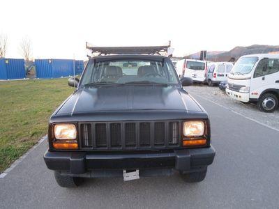 gebraucht Jeep Cherokee 2.5 TD