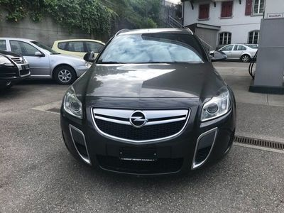 gebraucht Opel Insignia Sports Tourer 2.8 Turbo OPC 4WD Automatic