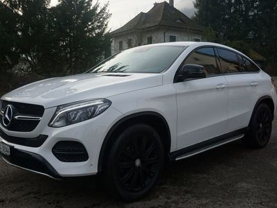 gebraucht Mercedes GLE350 GLE-Klasse GLE Coupéd 4Matic 9G-Tronic