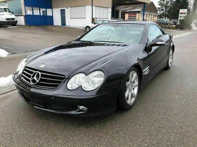 gebraucht Mercedes SL500 SL 500