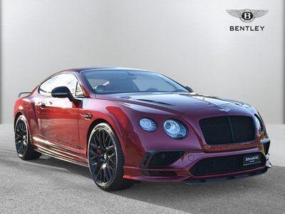 gebraucht Bentley Continental Supersports 1 of 720