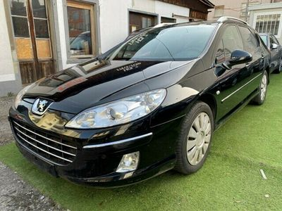 gebraucht Peugeot 407 SW 2.0 HDI Dynamic Automatic