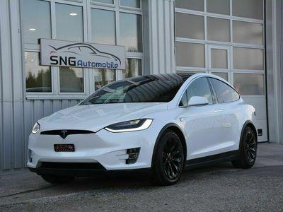 gebraucht Tesla Model X 90 D Signature Performance