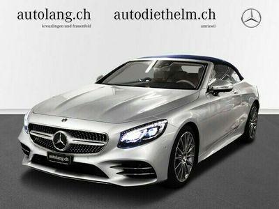 gebraucht Mercedes S560 AMG Line Cabriolet