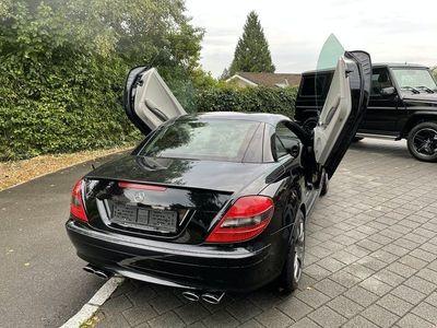 gebraucht Mercedes SLK200 kom