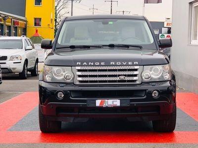 gebraucht Land Rover Range Rover Sport 4.2 V8 SC Automatic