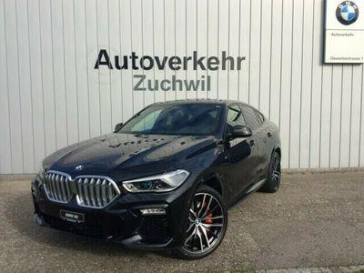 gebraucht BMW X6 xDrive 40d M Sport