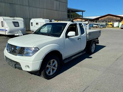 gebraucht Nissan King NavaraCab LE 2.5 dCi 4WD