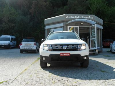 gebraucht Dacia Duster 1.5dCi Lauréate4x4