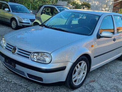 gebraucht VW Golf 1.6 AB MFK 12.5.2020