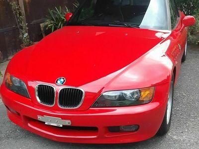 gebraucht BMW Z3 Z3 1.8i Roadster1.8i Roadster