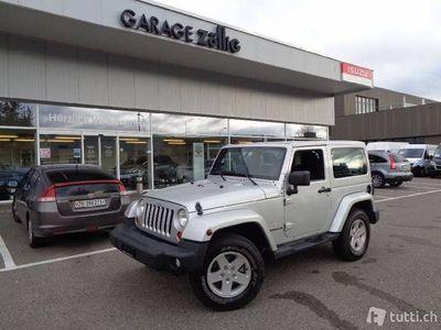 gebraucht Jeep Wrangler 3.8 Unlimited Sahara Automatic Ha...
