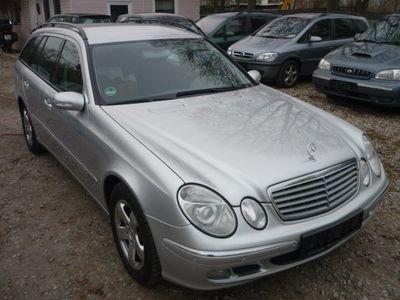 gebraucht Mercedes E220 CDI Automatik Elegance DPF