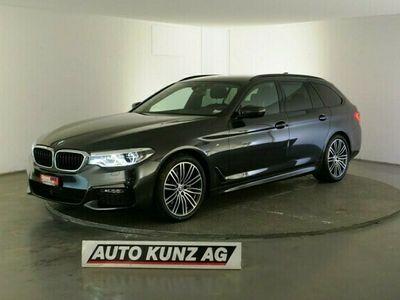 gebraucht BMW 520 d xDrive Touring M Sportpaket Automat 2020
