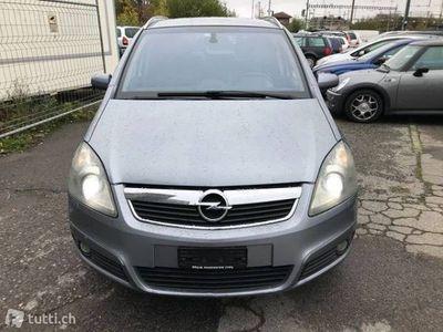 gebraucht Opel Zafira 1.9 CDTI Cosmo Automatic