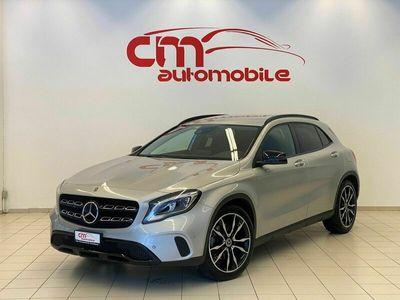 gebraucht Mercedes GLA220 GLA-KlasseUrban 4Matic*Night-Paket*