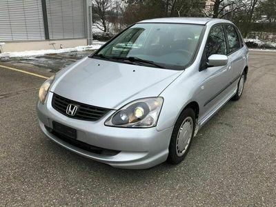 gebraucht Honda Civic 1.6i LS