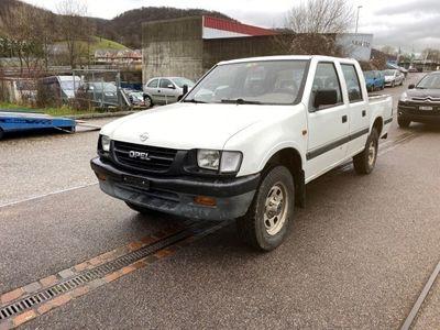 gebraucht Opel Campo 3.1TD DK 4x4