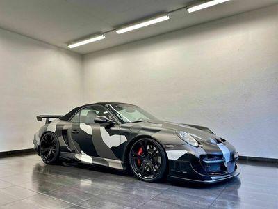 gebraucht Porsche 911 Cabrio Turbo TechArt GT Street R